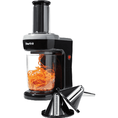 Starfrit Kitchen Gadgets Electric Spiralizer