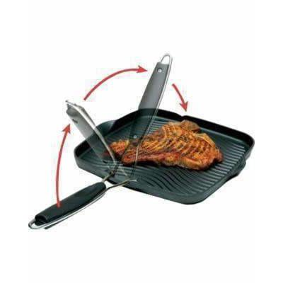 "Starfrit Kitchen The Rock 10""x10"" Grill Pan"