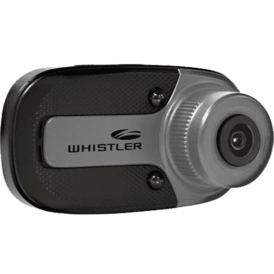 "The Whistler Group Dash Cam, 1.5"" LCD, 720p"
