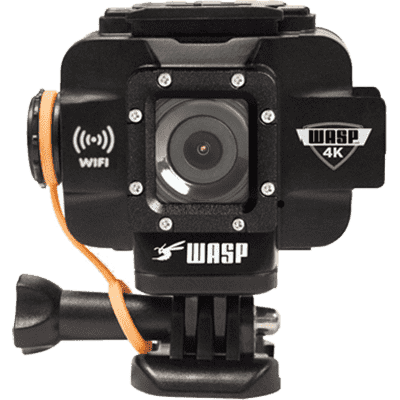 WASP Action Camera, Wasp 9907 4K WiFi