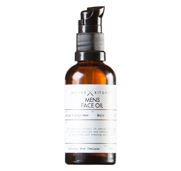 Men's Face Oil