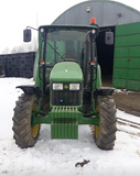 JOHN DEERE 5625 , YEAR 2010 , 4860 HOURS
