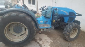 LANDINI REX80 4X4, YEAR 2007, 6500 HOURS