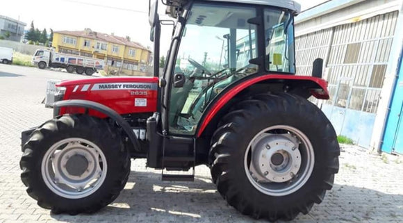 MASSEY FERGUSON 2635, 2015, ONLY 499 HOURS, 75 HP