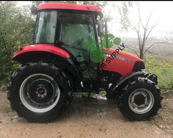 CASE IH JX70, 2011, 70 HP