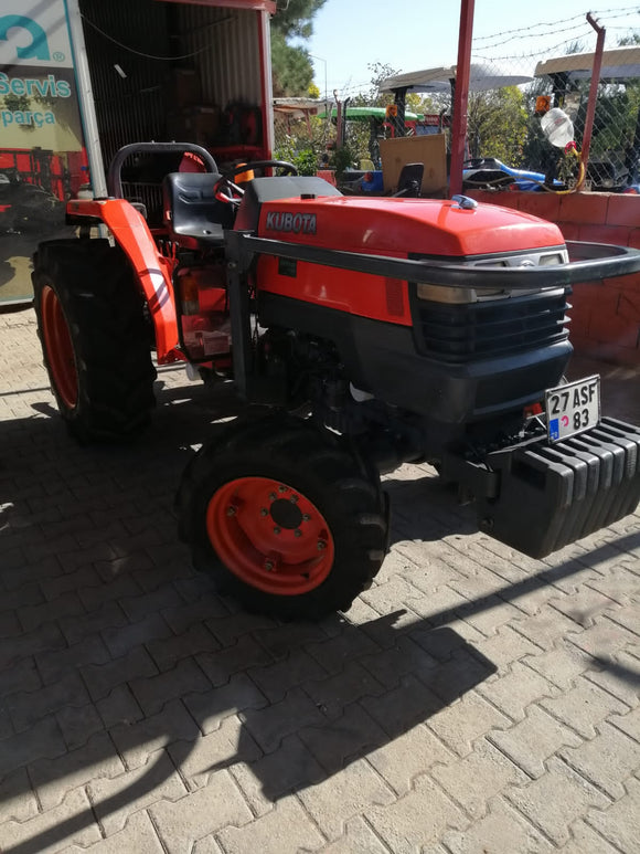 KUBOTA L4100 , YEAR 2012 , 1570 HOURS
