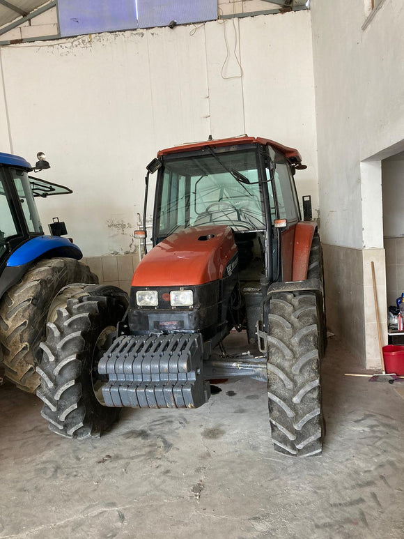 NEW HOLLAND L95, 1998, 3763 HOURS