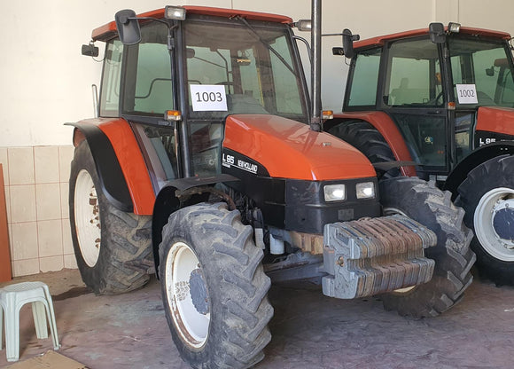 NEW HOLLAND L95, 1998, 95 HP