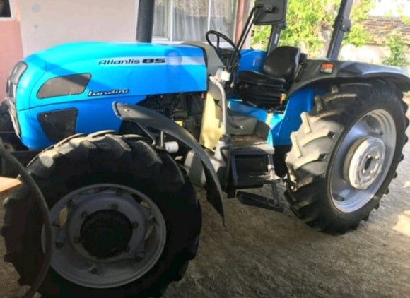 LANDINI ATLANTIS 85, YEAR 2004, 4500 HOURS