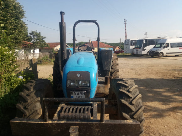 LANDINI ATLANTIS 90, YEAR 2003, 4203 HOURS