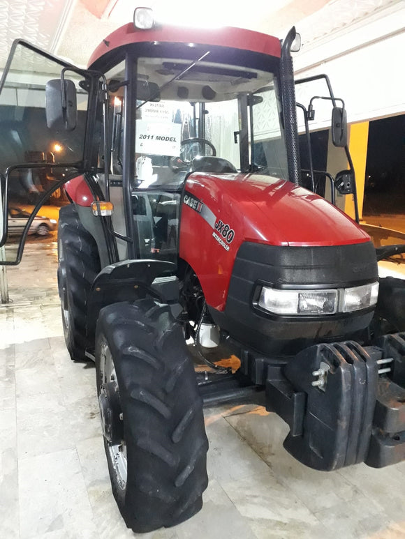 CASE JX80 , 3460 HOURS
