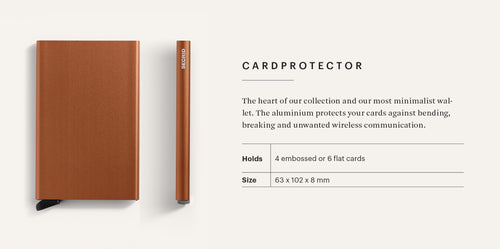 """Cardprotector"" Powder - Secrid"