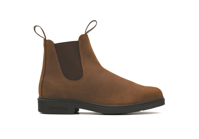 *NEW* Blundstone #064 - Chisel Toe Boot (Crazy Horse Brown)