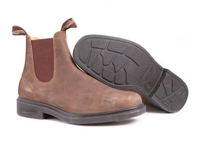 Blundstone #1306 - Chisel Toe Boot (Rustic Brown - pair)