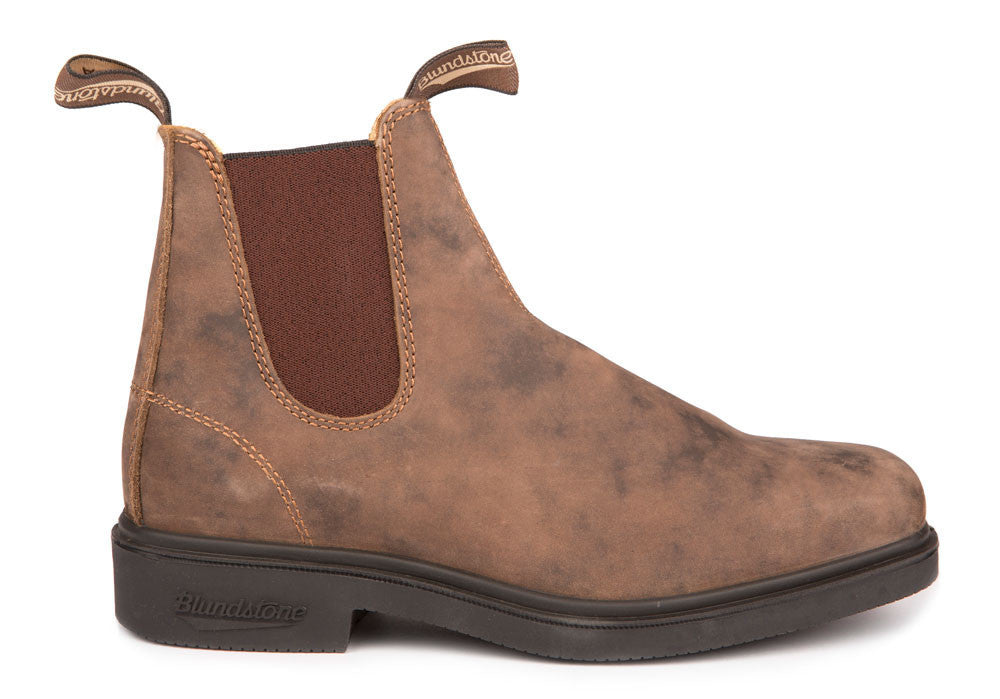 Blundstone #1306 - Chisel Toe Boot (Rustic Brown)