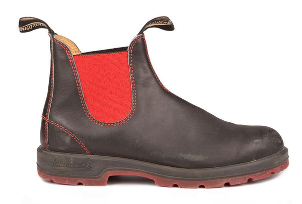 Blundstone #1316 - Two-Tone Sole Boot (Red & Black)