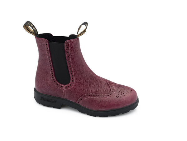 Blundstone #1383 - Girlfriend Boot (Pebbled Brodo/Brogue)