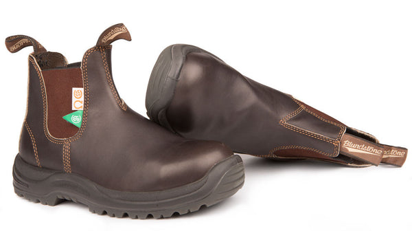 Blundstone #162 - CSA Greenpatch Boot (Stout Brown - pair)