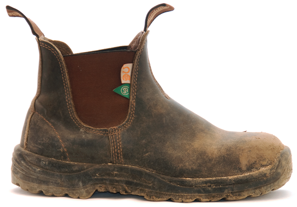 Blundstone #162 - CSA Greenpatch Boot (Stout Brown)