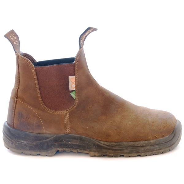 Blundstone #164 - CSA Greenpatch Boot (Crazy Horse Brown)