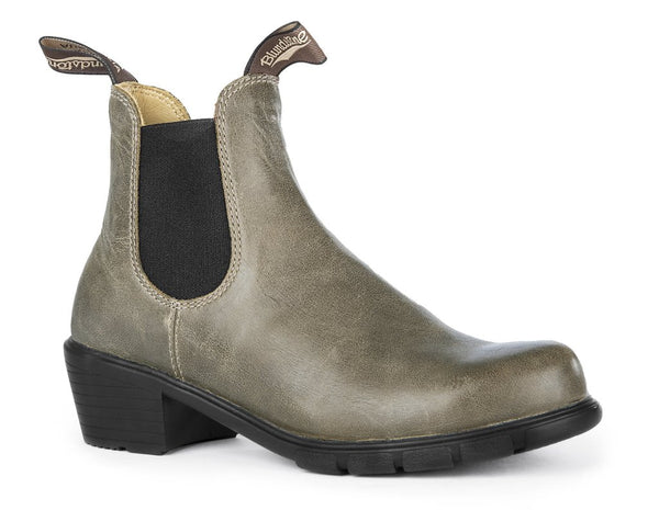 Blundstone #1672 - Women's Heeled Boot (Antique Taupe)