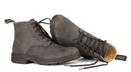 Blundstone #1936 - Original Lace-Up Boot (Rustic Black)