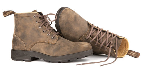 Blundstone #1937 - Original Lace-Up Boot (Rustic Brown)