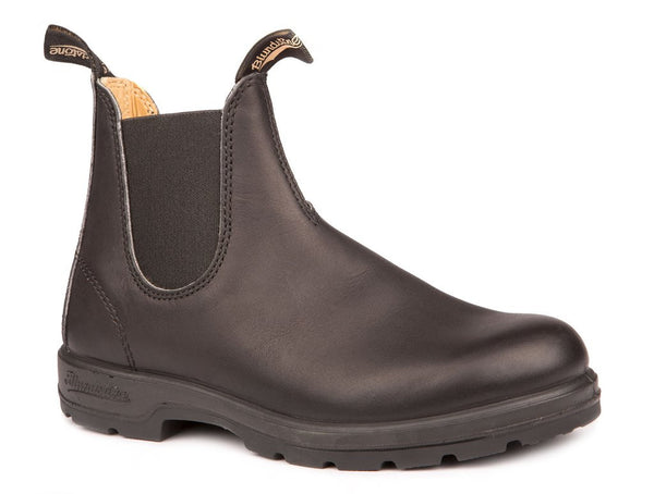Blundstone #558 - Leather Lined Boot (Black)