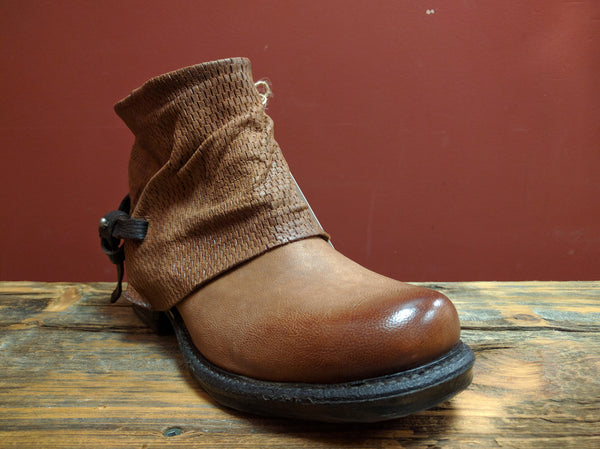 717297 Ankle Boot (Chestnut) - A.S. 98