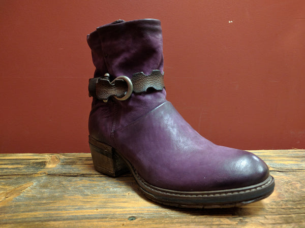 718223 Ankle Boot (Purple) - A.S. 98