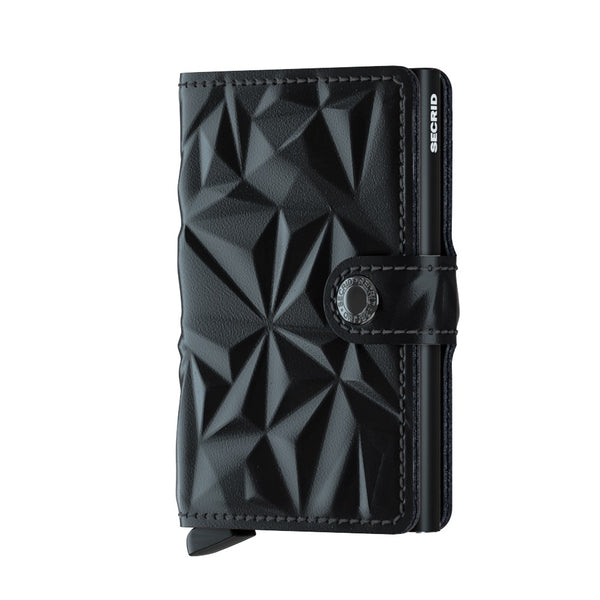 "Prism Leather ""Miniwallet"" - Secrid"