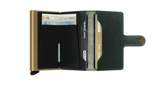 Rango Leather Miniwallet - Secrid