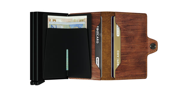 "Dutch Martin Leather ""Twinwallet"" - Secrid"