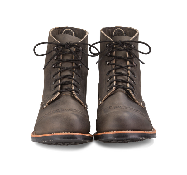 Iron Ranger 8086 (Charcoal (Vibram Sole)) - Red Wing