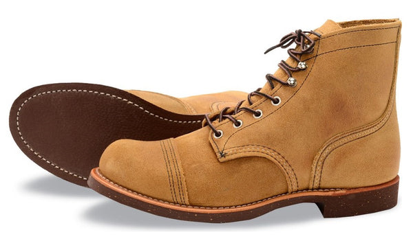 Iron Ranger 8113 (Hawthorne) - Red Wing