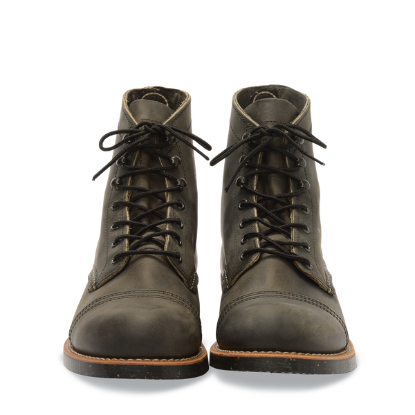 Iron Ranger 8116 (Charcoal) - Red Wing