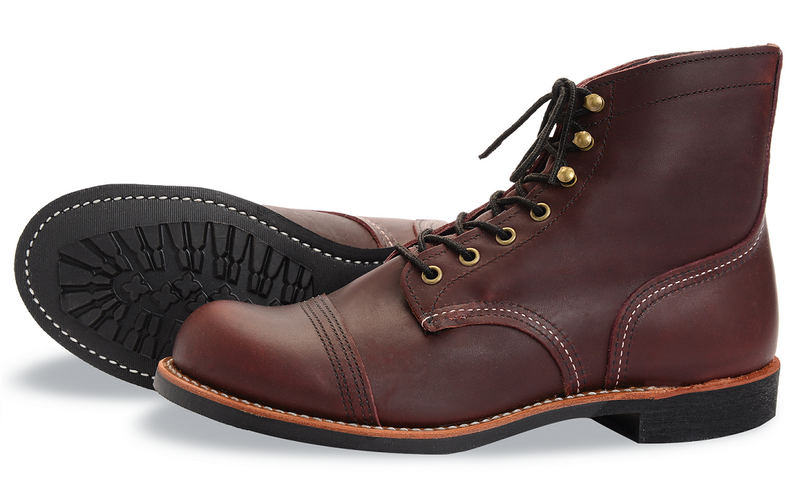 Iron Ranger 8119 (Oxblood) - Red Wing