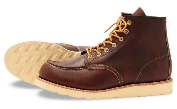 Classic Moc 8138 (Briar) - Red Wing