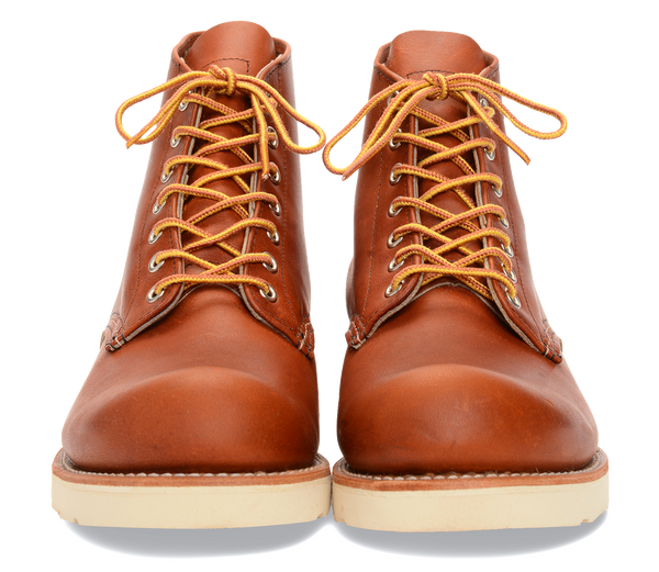 Classic Round 8822 (Oro Legacy) - Red Wing