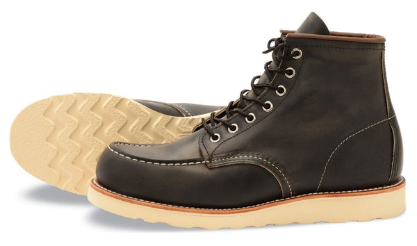 Classic Moc 8890 (Charcoal) - Red Wing