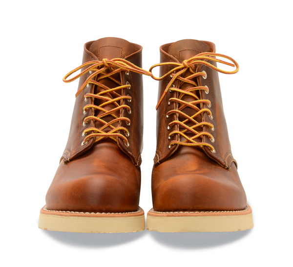 Classic Round 9111 (Copper) - Red Wing