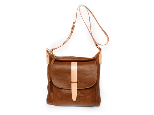 Cora Shoulder Bag (Camel) - JMB/King Mountain