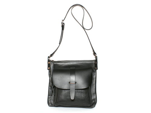 Cora Shoulder Bag (Graphite) - JMB/King Mountain