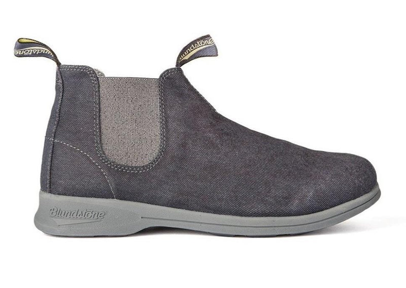 Blundstone #1389 - Canvas Boot II (Blue Denim) - DISCONTINUED