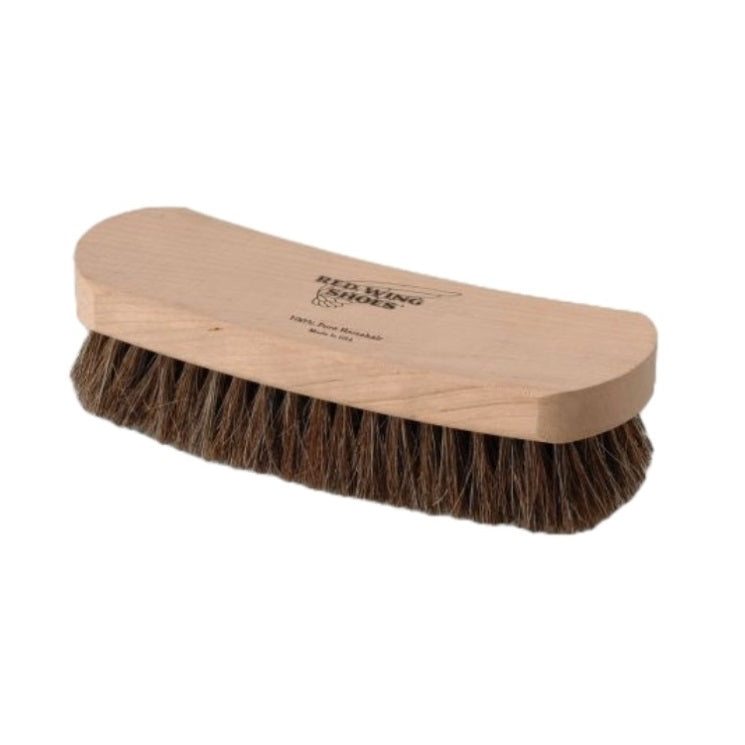 Horsehair Brush - Red Wing