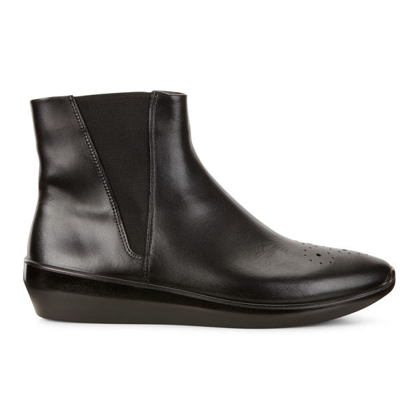 Incise Chelsea Boot (Black) - ECCO