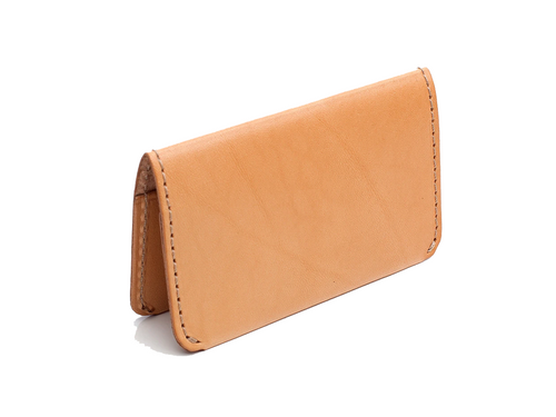 Juno Card Case (Natural) - JMB/King Mountain