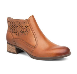 Liberty (Burnished Saddle Brown) - Dansko