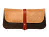 Lily Clutch (Crazy Horse/Natural Brown/Chestnut) - JMB/King Mountain