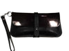 Lily Clutch (Black/Maroon Patent) - JMB/King Mountain